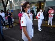 المكسيك تحتل المرتبة الثالثة على العالم في عدد وفيات كورونا