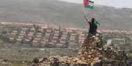 تمدد الاستيطان على الأرض الفلسطينية