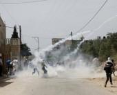 مواجهات بين الشبان وقوات الاحتلال في بلدة كفر نعمة