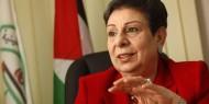 عشراوي تستنكر جريمة اعدام الاحتلال لصنوبر.. جرائم الحرب الإسرائيلية تتصاعد تجاه شعبنا