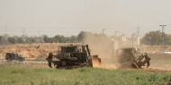 توغل إسرائيلي شرق خانيونس وسط أعمال تجريف وإطلاق نار