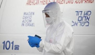 سلطات الاحتلال: 1464 إصابة جديدة فيروس كورونا