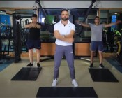 فيديو|| تمارين رياضية صباحية