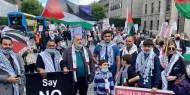 محكمة أمريكية تقضى بأحقية متضامنين في تنظيم أقدم تظاهرة مؤيدة لفلسطين