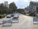 تشديد الإغلاق على قرية بدرس غربي رام الله