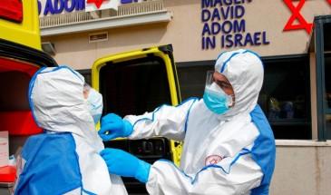 آخر تطورات فيروس كورونا بين فلسطينيي الداخل المحتل