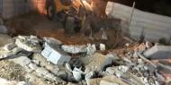 الاحتلال يخطر بهدم منزلين مأهولين جنوب شرق بيت لحم
