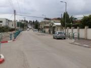 """إغلاق المرافق العامة في """"كفر قرع"""" بسبب تفشي فيروس كورونا"""