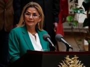 إصابة رئيسة بوليفيا بفيروس كورونا