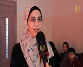 فرحة عارمة بنجاح الطالبة نورهان أبو سيدو