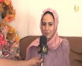 """""""الكوفية"""" تشارك الطالبة مريم أبو مطر فرحتها بتفوقها"""