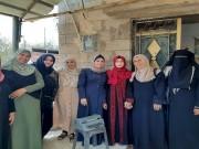 تيار الإصلاح يهنئ الطالبة شيماء أبو الحصين لتفوقها بالتوجيهي