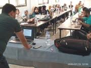 بالصور   تيار الإصلاح يختتم دورة تدريبية في غزة
