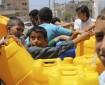 منازل المواطنين تخلو من المياه العذبة والمواطنون يلجؤون لشرائها