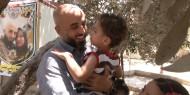 بعد 18 عامًا.. الأسير رامي عنبر يعيش أجواء العيد بين عائلته