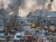20 مليون جنيه استرليني مساعدات بريطانية لإغاثة ضحايا انفجار بيروت