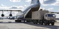 روسيا ترسل أول طائرة مساعدات إلى لبنان تحمل مستشفى متنقلا