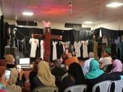 """""""ارجموا مريم"""" و""""خبير كورونا"""".. مسرحيتان بدعم وزارة الثقافة في غزة"""