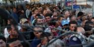 فيديو|| آلاف الفلسطينيين يعبرون السياج الفاصل مع الداخل المحتل