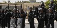 الاحتلال يصادر عددا من البسطات في شارع صلاح الدين بالقدس المحتلة