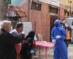انتشار فيروس كورونا في مخيم عين الحلوة