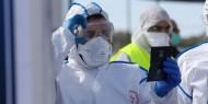 صحة الاحتلال: 14 وفاة و1089 إصابة بفيروس كورونا