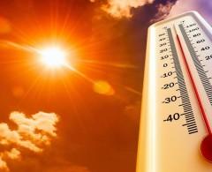 حالة الطقس: الحرارة أعلى من معدلها بحدود 6 درجات