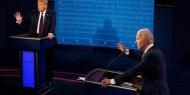 القضايا الداخلية تسيطر على المناظرة النهائية بين ترامب وبايدن