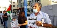 بالصور|| اعتصام في الداخل المحتل للمطالبة بالإفراج الفوري عن الأسير الأخرس