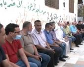 حركة فتح تزور منزل الشهيد أسعد الصفطاوي بمناسبة ذكرى استشهاده الـ27