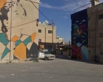 خاص بالفيديو|| 22 عملا فنيا تزين جدران العاصمة الأردنية