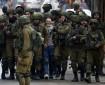 الاحتلال يعتقل طفلا جنوب بيت لحم