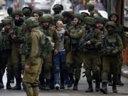 الاحتلال يعتقل شابين ويصيب آخرين في بلدة يعبد