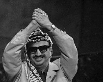 انتخاب ياسر عرفات رئيسا للسلطة الفلسطينية