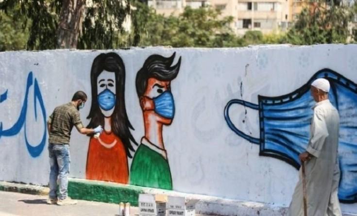 صحة غزة: حالة وفاة و286 إصابة جديدة بفيروس كورونا