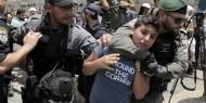 تقرير:  الاحتلال اعتقل 3100 فلسطيني الشهر الماضي بينهم 471 طفلا