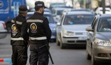 أبو جياب: نشاط مروري ملحوظ على معظم المفترقات الرئسية وتسجيل حادثي طرق في ال 24 ساعة الماضية