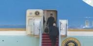 بالفيديو|| الحقيبة النووية بحوزة ترامب لدى مغادرته البيت الأبيض
