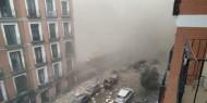 بالفيديو|| قتيلان و8 جرحى بانفجار داخل كنيسة في مدريد