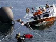 ليبيا: 43 قتيلا جراء غرق زورق للمهاجرين