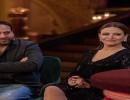 أول ظهور إعلامي للفنانة ريهام عبد الغفور برفقة زوجها