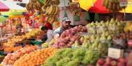 أسعار الخضر والفواكه واللحوم في أسواق قطاع غزة