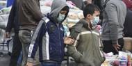صحة غزة: 5 وفيات و355 إصابة جديدة بفيروس كورونا