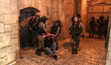الخارجية الأردنية : اقتحام المسجد الأقصى انتهاك صارخ وسافر مدان ومرفوض
