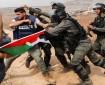 """""""دعم الصحفيين"""" تدين استهداف الاحتلال للإعلاميين في غزة بقنابل الغاز"""