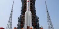 الصين تستبعد أن يسبب حطام صاروخها ضررا لدى سقوطه