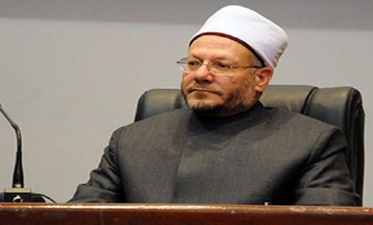 """مفتي مصر يدين اقتحام """"الأقصى"""" ويطالب المجتمع الدولي بوقف اعتداءات الاحتلال"""
