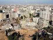 تأجيل إعادة اعمار البنية التحتية في غزة ينذر بكارثة بيئية
