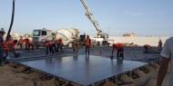 بالصور   تيار الإصلاح يعلن انتهاء المرحلة الأولى من بناء المستشفى الميداني في غزة