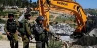 الاحتلال هدم وصادر 57 مبنى خلال أسبوعين